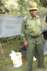 Peter Mwangi 1 def